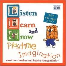 Listen Learn & Grow: Playtime, CD