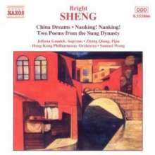 Bright Sheng (geb. 1955): China Dreams für Orchester, CD