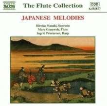 Hiroko Masaki - Japanese Melodies, CD