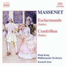 Jules Massenet (1842-1912): Suite Nr.1, CD