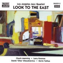 L. A.Jazz Quartet: Look To The East, CD