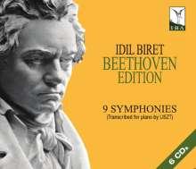 Idil Biret - Beethoven-Edition (Symphonien), 6 CDs
