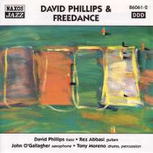David Phillips: David Phillips & Freedance, CD