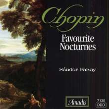 Chopin / Falvay: Favourite Nocturnes, CD