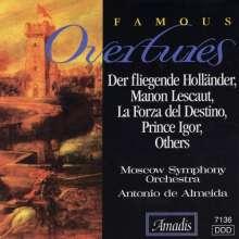 Famous Overtures / Various: Famous Overtures / Various, CD