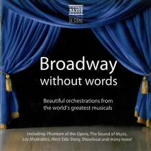 Broadway Without Words, 2 CDs