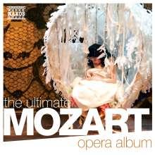"Naxos-Sampler ""The Ultimate Mozart Opera Album"", CD"