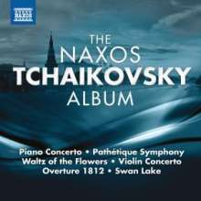 The Naxos Tschaikowsky Album, CD