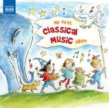 My First Classical Music Album, CD