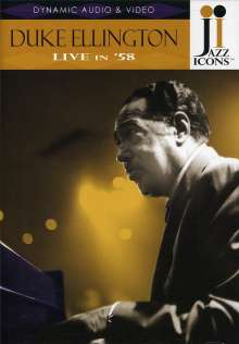 Duke Ellington (1899-1974): Live In '58, DVD