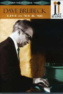 Dave Brubeck (1920-2012): Live In '64 & '66, DVD