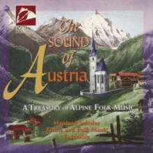 Schuler Folk Ensemble: Sound Of Austria, CD