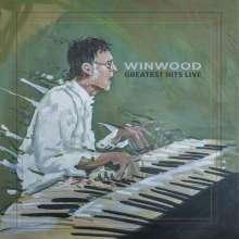 Steve Winwood: Winwood Greatest Hits Live, 4 LPs