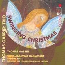 Thomas Gabriel - Swinging Christmas, CD