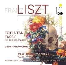 Franz Liszt (1811-1886): Totentanz für Klavier & Orchester, SACD