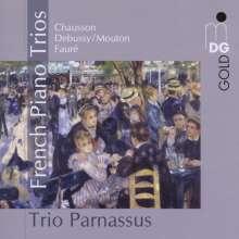 Trio Parnassus - Französische Klaviertrios, CD