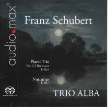 Franz Schubert (1797-1828): Klaviertrio Nr.2 D.929, SACD