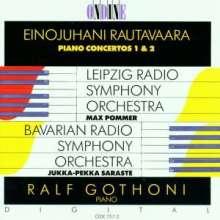 Klavierkonzerte 1 & 2, CD
