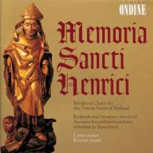 Memoria Sancti Henrici (Finnland), CD