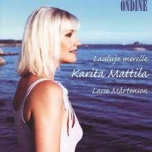 Karita Mattila - Songs to the Sea, CD