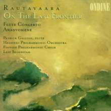 "Einojuhani Rautavaara (geb. 1928): Flötenkonzert ""Dances with the Wind"", CD"