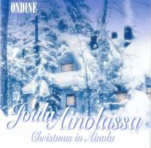 Various Composers: Christmas At Ainolahome, CD