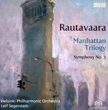 Einojuhani Rautavaara (geb. 1928): Symphonie Nr.3, SACD