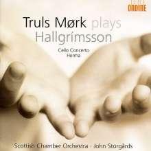 Haflidi Hallgrimsson (geb. 1941): Cellokonzert op.30, CD
