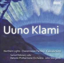 Uuno Klami (1900-1961): Northern Lights, CD