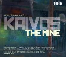 Einojuhani Rautavaara (1928-2016): Kaivos - The Mine, CD