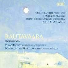 Einojuhani Rautavaara (geb. 1928): Cellokonzert, CD