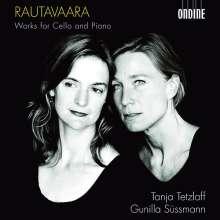 Einojuhani Rautavaara (1928-2016): Werke für Cello & Klavier, CD