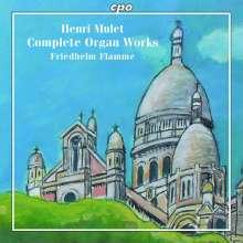 Henri Mulet (1878-1967): Sämtliche Orgelwerke, 2 SACDs