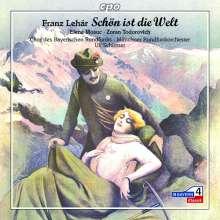 Franz Lehar (1870-1948): Schön ist die Welt (Gesamtaufnahme ohne Dialoge), CD