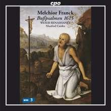 Melchior Franck (1580-1639): Bußpsalmen Nürnberg 1615, SACD