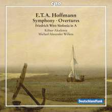 E.T.A. Hoffmann (1776-1822): Symphonie Es-Dur, CD