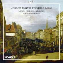 Johann Martin Friedrich Nisle (1780-1873): Kammermusik, CD