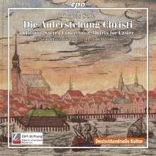 Thomas Selle (1599-1663): Historia der Auferstehung, CD