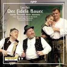 Leo Fall (1873-1925): Der fidele Bauer, 2 CDs