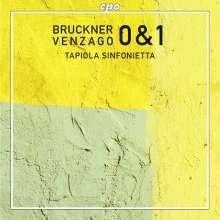 Anton Bruckner (1824-1896): Symphonien Nr.0 & 1, 2 CDs