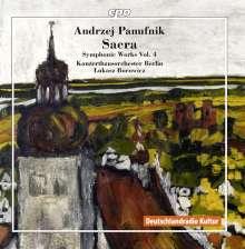 Andrzej Panufnik (1914-1991): Orchesterwerke Vol.4, CD