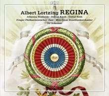 Albert Lortzing (1801-1851): Regina, 2 CDs