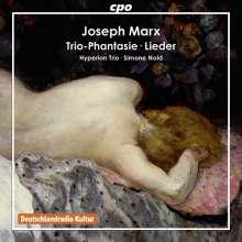 Joseph Marx (1882-1964): Trio-Phantasie für Violine, Cello & Klavier, CD