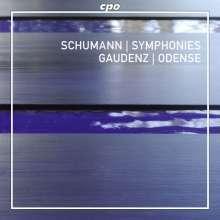 Robert Schumann (1810-1856): Symphonien Nr.1-4, 2 SACDs