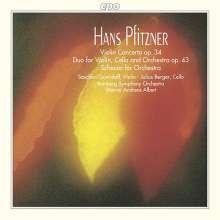 Hans Pfitzner (1869-1949): Orchesterwerke Vol.1, CD