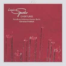 Louis Spohr (1784-1859): Ouvertüren, CD