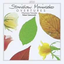 Stanislaw Moniuszko (1819-1872): Ouvertüren & Orchesterstücke, CD