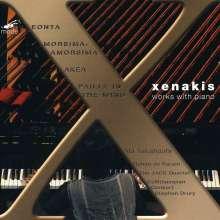 Iannis Xenakis (1922-2001): Kammermusik mit Klavier, CD