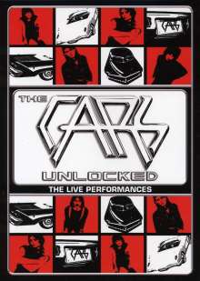 The Cars: Cars Unlocked: The Live Perfor, DVD