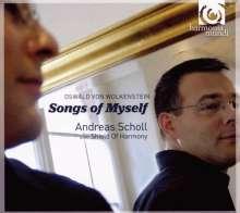 """Oswald von Wolkenstein (1377-1445): Lieder """"Songs of myself"""", CD"""